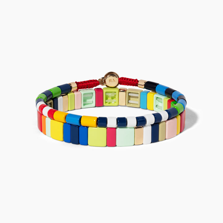 In Stripe Men's Bracelets