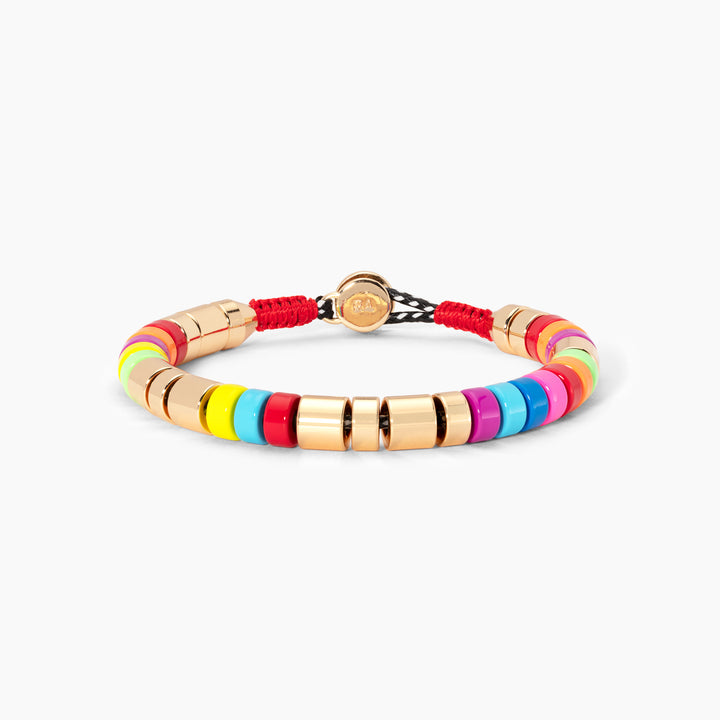 Chasing Rainbows Candy Bracelet