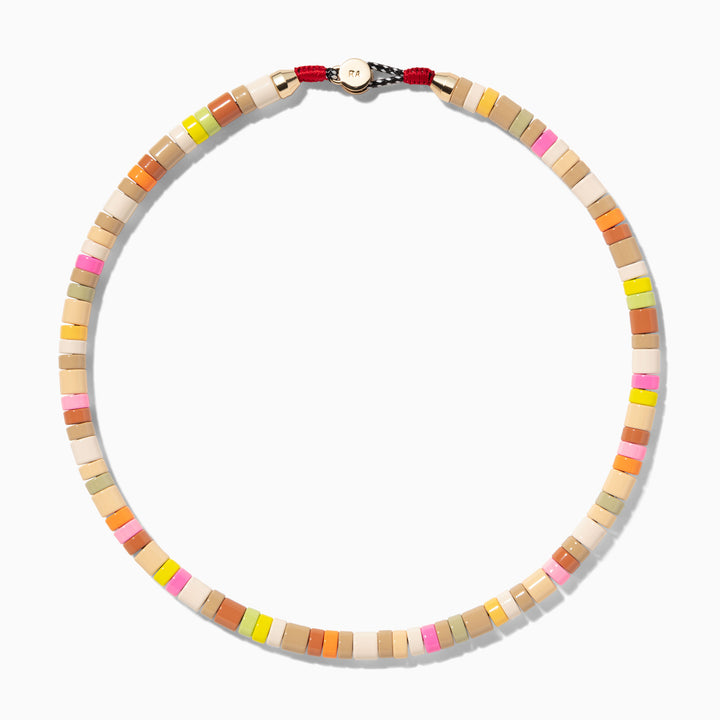 Neons & Neutrals Candy Necklace