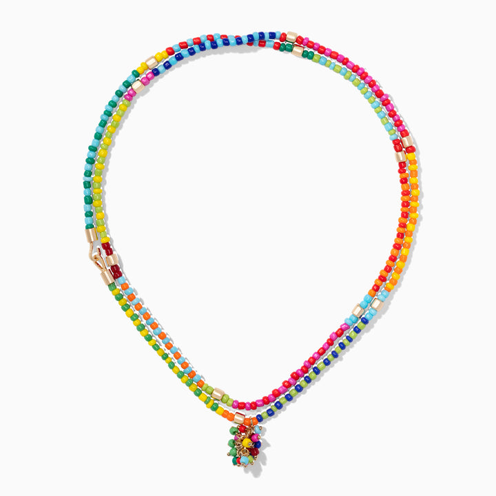 Patchwork Brite Necklace