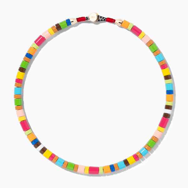 The Time Is Ripe Candy Necklace
