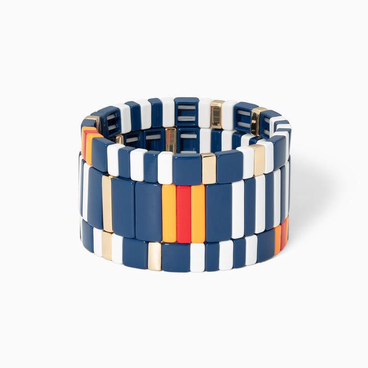 Project Stripe Bracelet