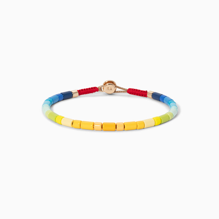 Surf's Up Men's U-Tube Bracelet