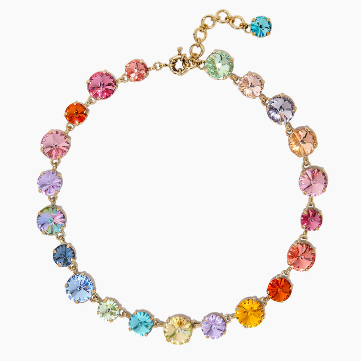 Technicolor Rainbow Necklace