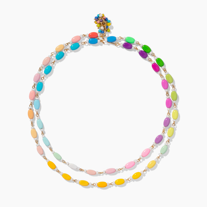 Pretty in Pastel Necklace
