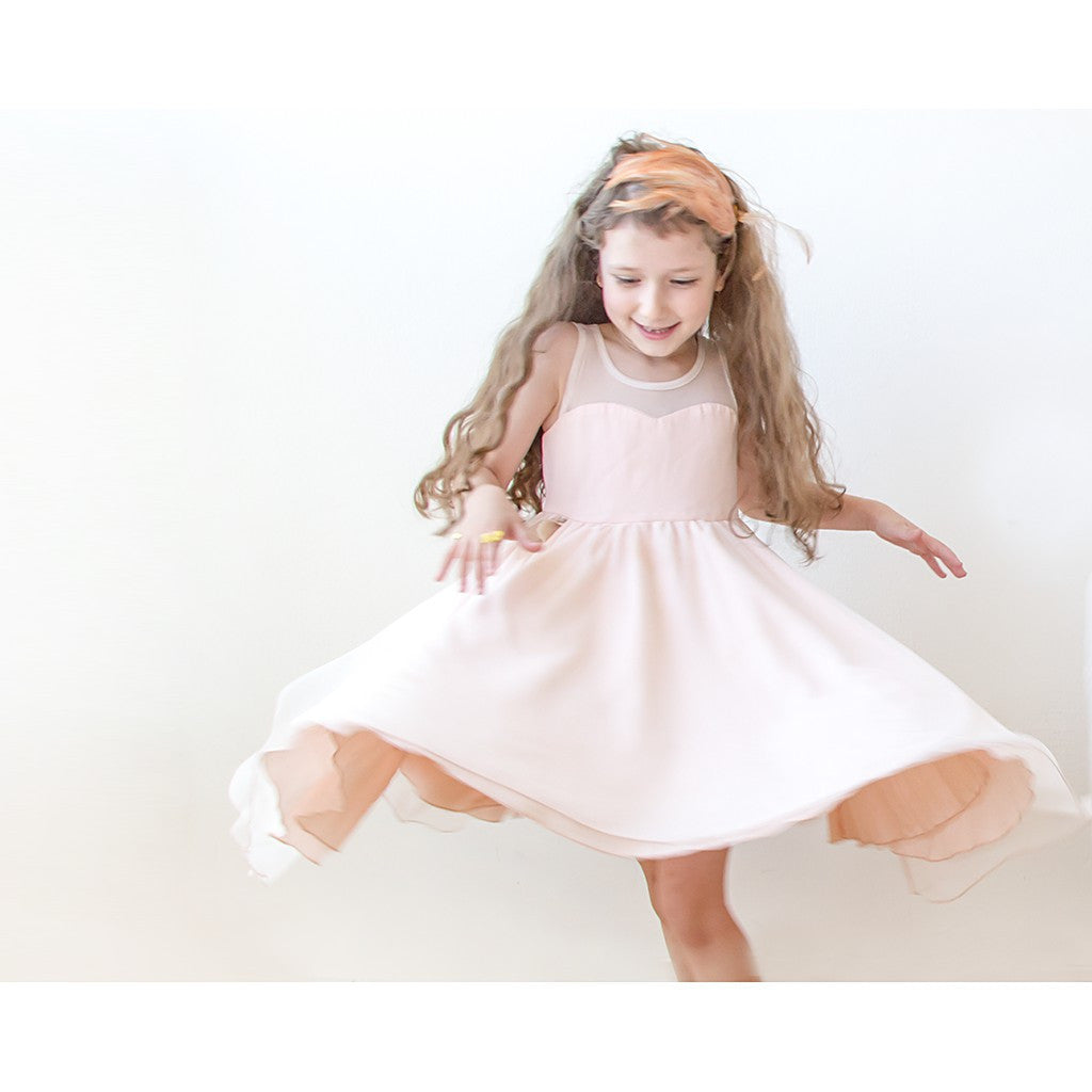 Flower Girl Dresses - Shop Sweetheart dress, tulle Dress, Princess dress 5005 from Style&Pose online