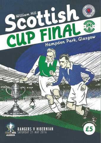 Hibs 2016 Scottish Cup