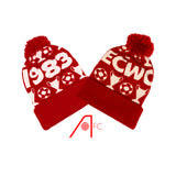 Aberdeen Cup Winners Cup 1983 Bobble Hat