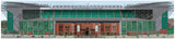 Celtic Park Stadium Art
