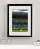 Celtic Park - Champions League Print