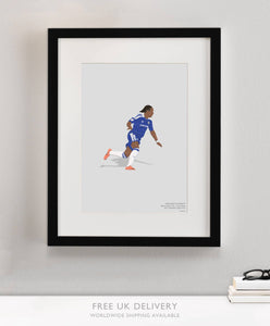 Didier Drogba Illustration
