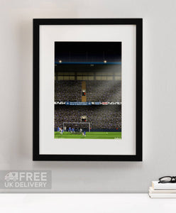 Chelsea v Barcelona Illustration