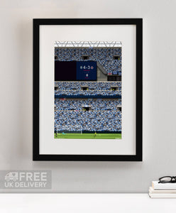 Huddersfield Playoff Promotion Print