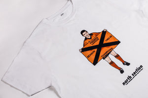 Ralph Milne White T-Shirt (Made To Order)