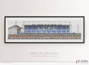 Filbert Street Panoramic Art