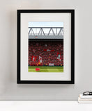 Liverpool FC - 'This is Anfield' Print - Terrace Menswear