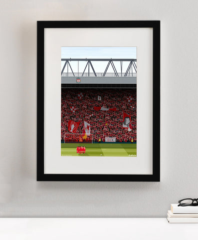 Liverpool FC - 'This is Anfield' Print