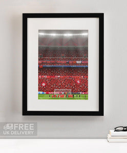 Liverpool Champions League Winners 2019 Print