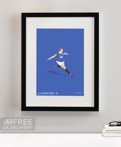 Peter Lovenkrands Print