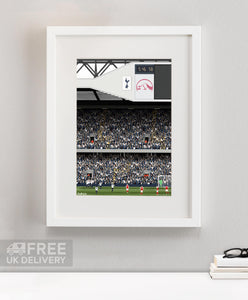 Old White Heart Lane Print