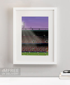 West Ham United - Boleyn Ground/ Upton Park Print