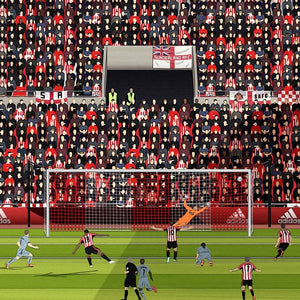 Stadium Of Light Print