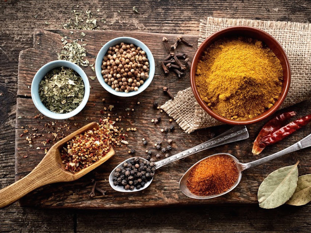 Three Homemade Spice Blends