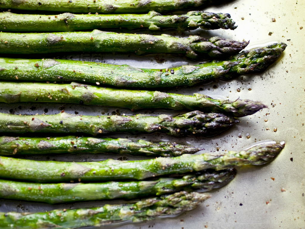 How To Oven Roast Asparagus