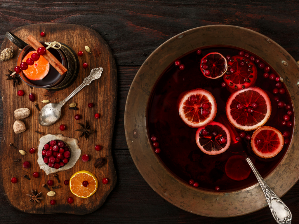 How to: Make a Festive Cold Weather Punch
