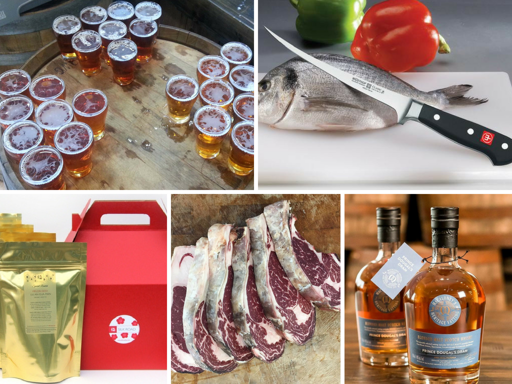 From Breweries to Butchers: Perfect Gifts for Dad
