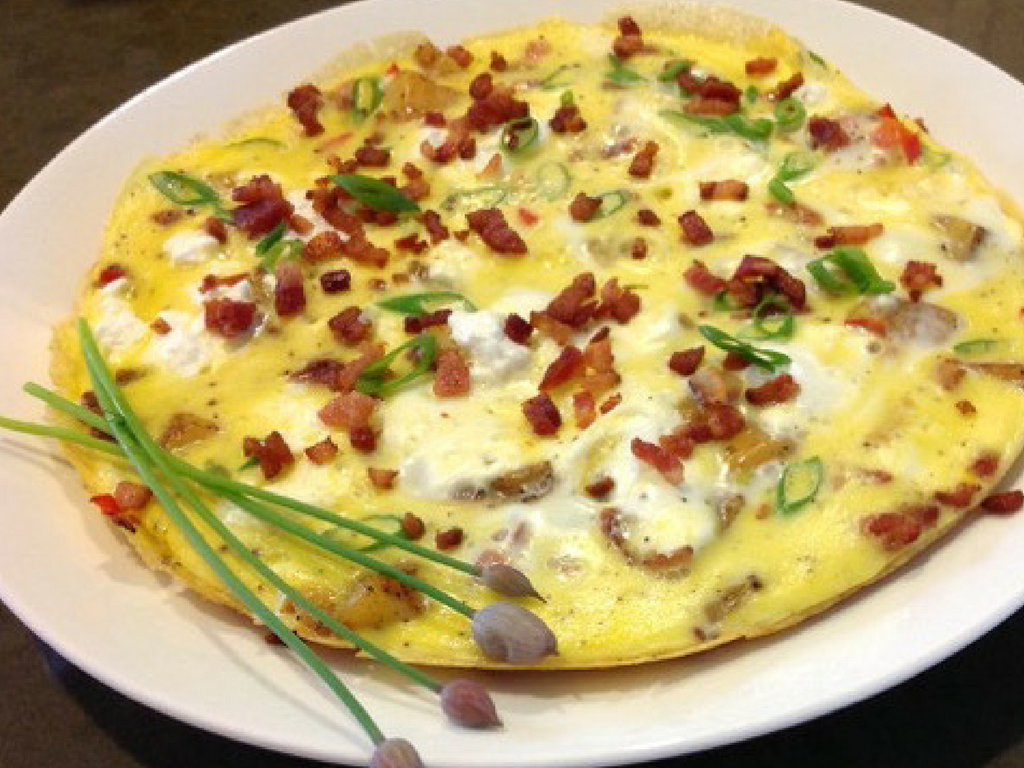Community Recipe Box Feature: Frilly Frittata