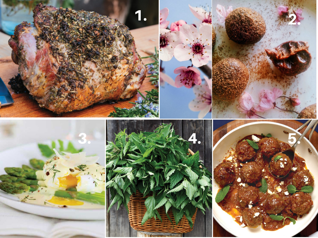 What's in Season? March Recipe Round-up