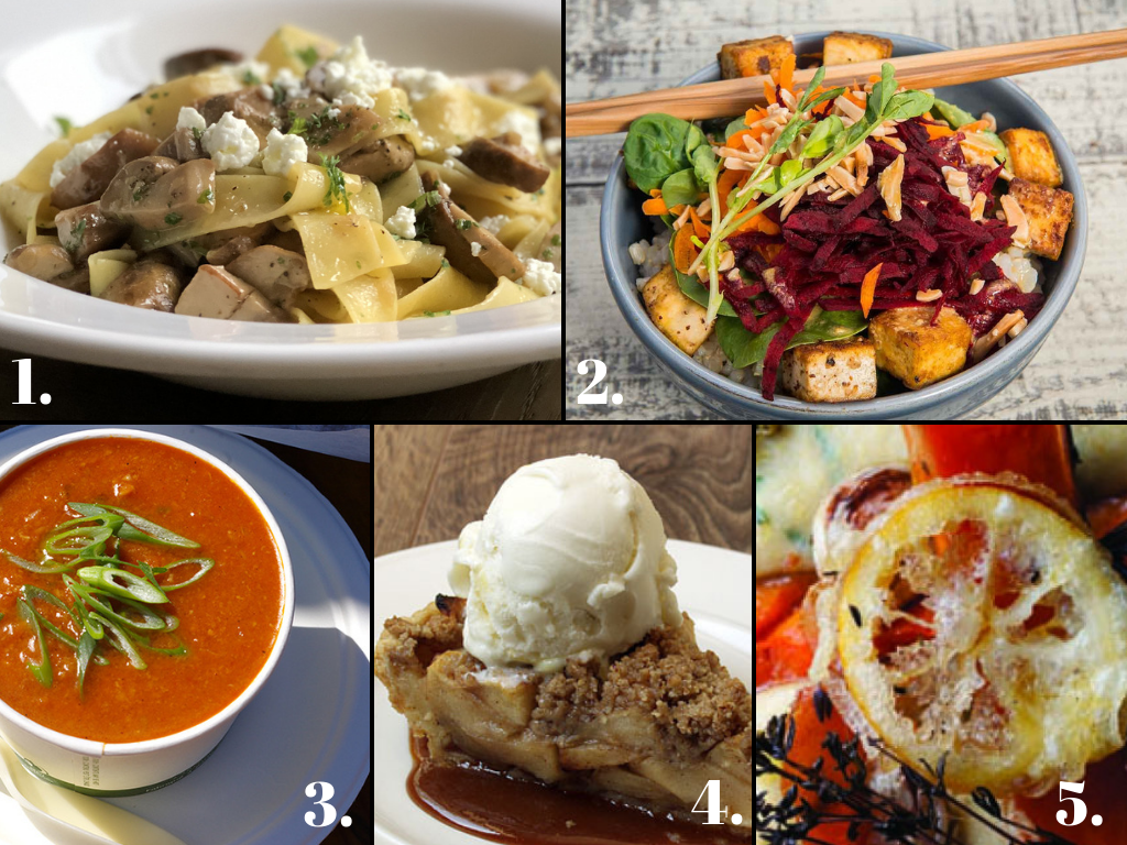 What's in Season? September Recipe Round-Up