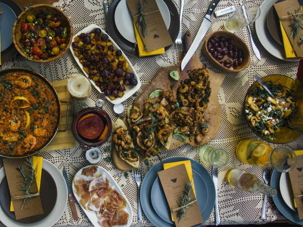 How-to: Throw a Tapas Potluck