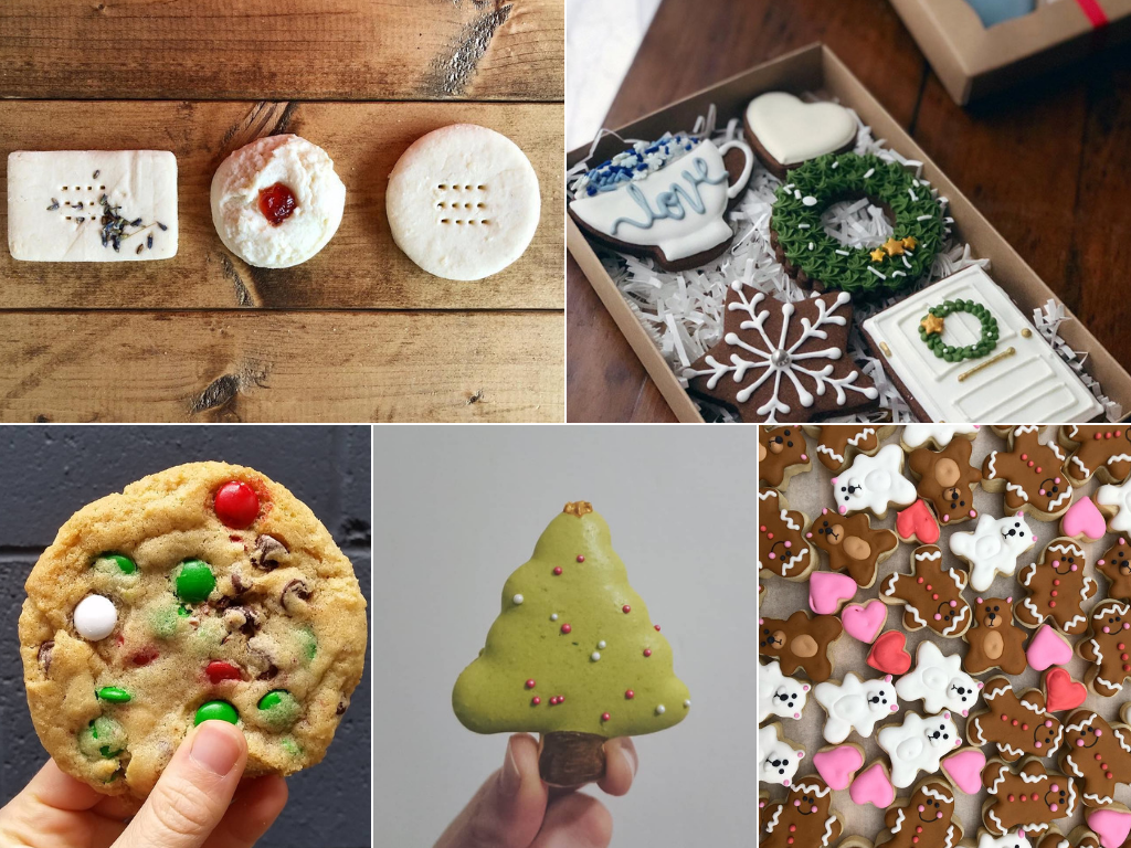 Local Favourites:#yyjcookies for the Holidays