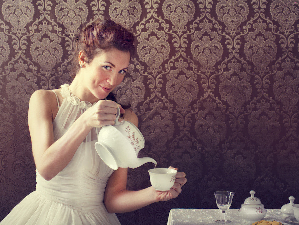 How to Host a Victorian Afternoon Tea