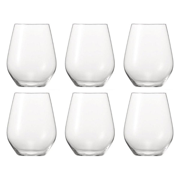 Spiegelau All-purpose Tumbler Authentis Casual (Set of 6)