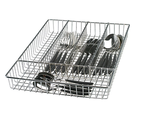 Stainless Steel Utensil Organizer