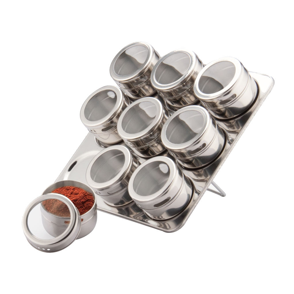 Endurance Stainless Steel Magnetic Can