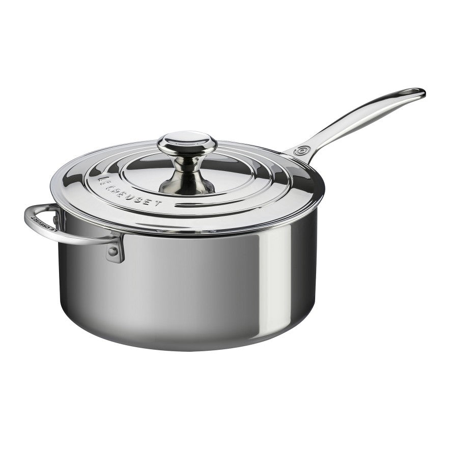 Le Creuset Stainless Steel 5.3L Essential Pan
