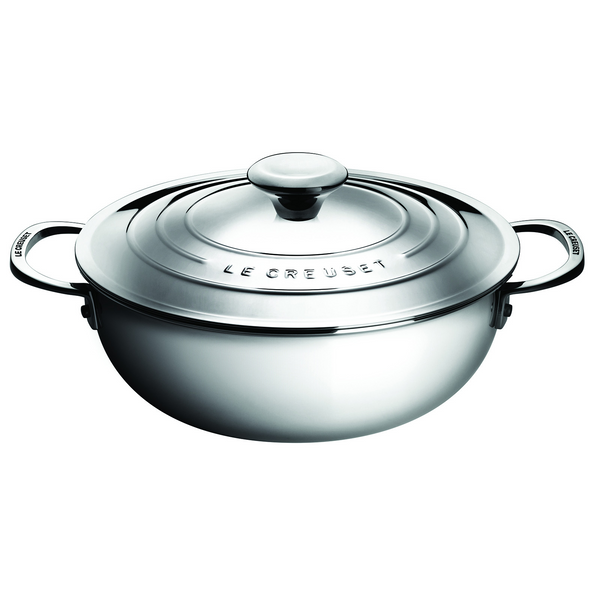Le Creuset Stainless Steel Risotto Pot