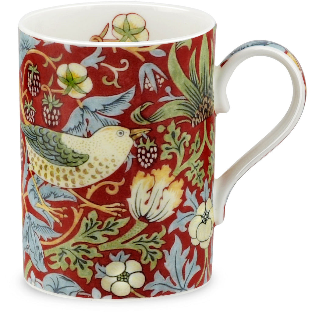 Royal Worcester Strawberry Thieft Mug