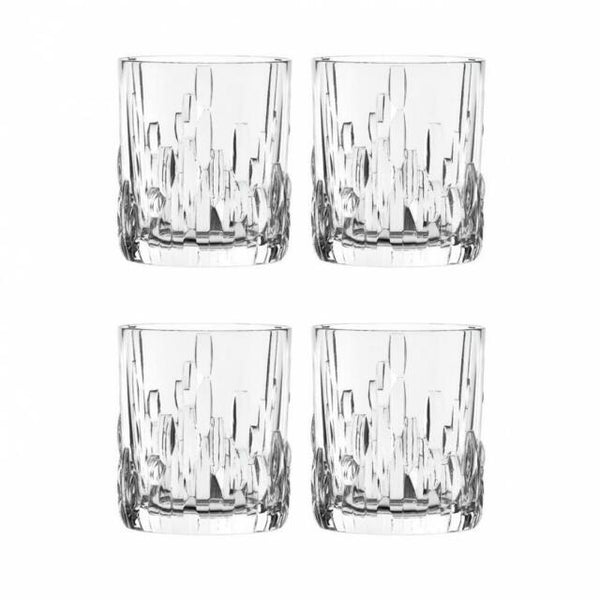 Nachtmann Shu FA Whisky Tumbler (Set of 4 )