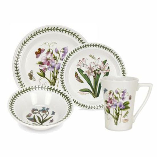 Portmeirion Botanic Garden 16 Piece Set