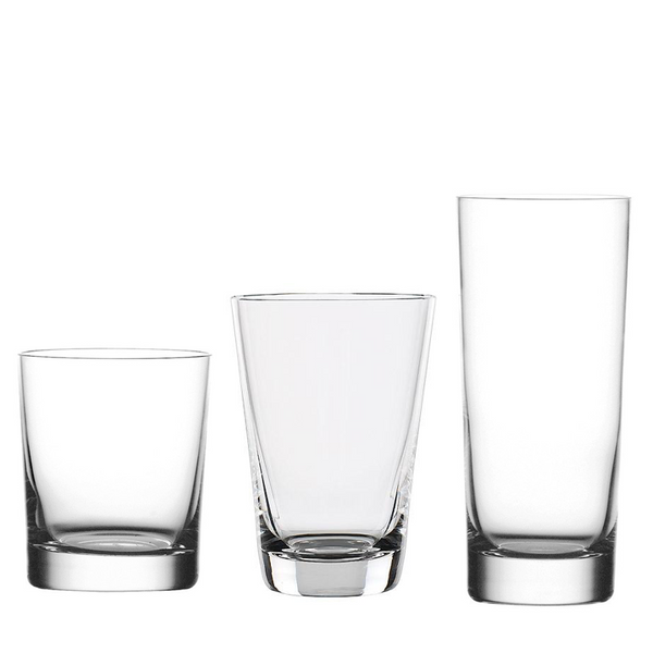 Spiegelau Classic Bar Drinking Glasses Set of 4