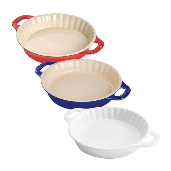 Staub Pie Dishes