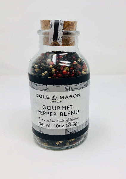 Cole and Mason Gourmet Pepper Blend