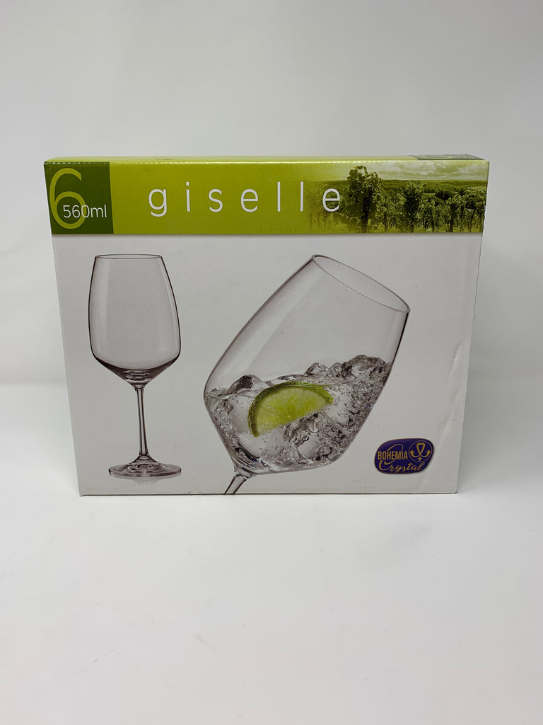 Giselle 560 ml Wine Glasses