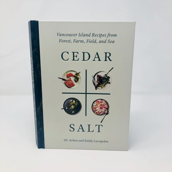 Cedar & Salt Cookbook