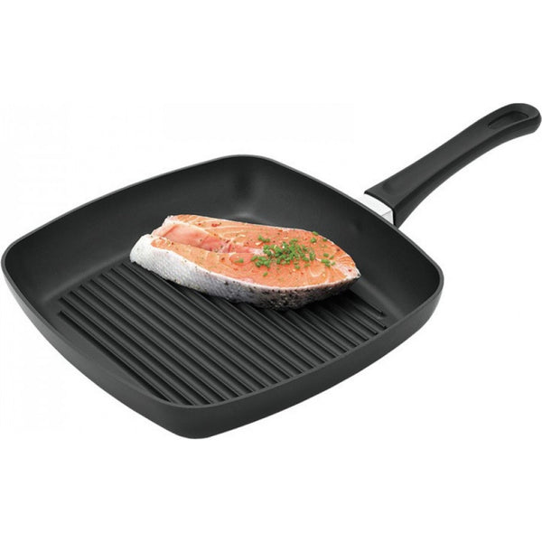 Scanpan 27 cm deep grill pan classic induction